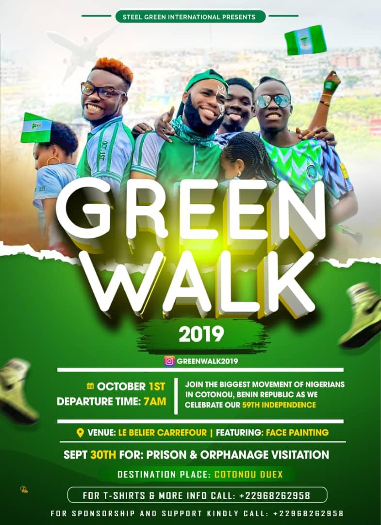 Green walk 2019
