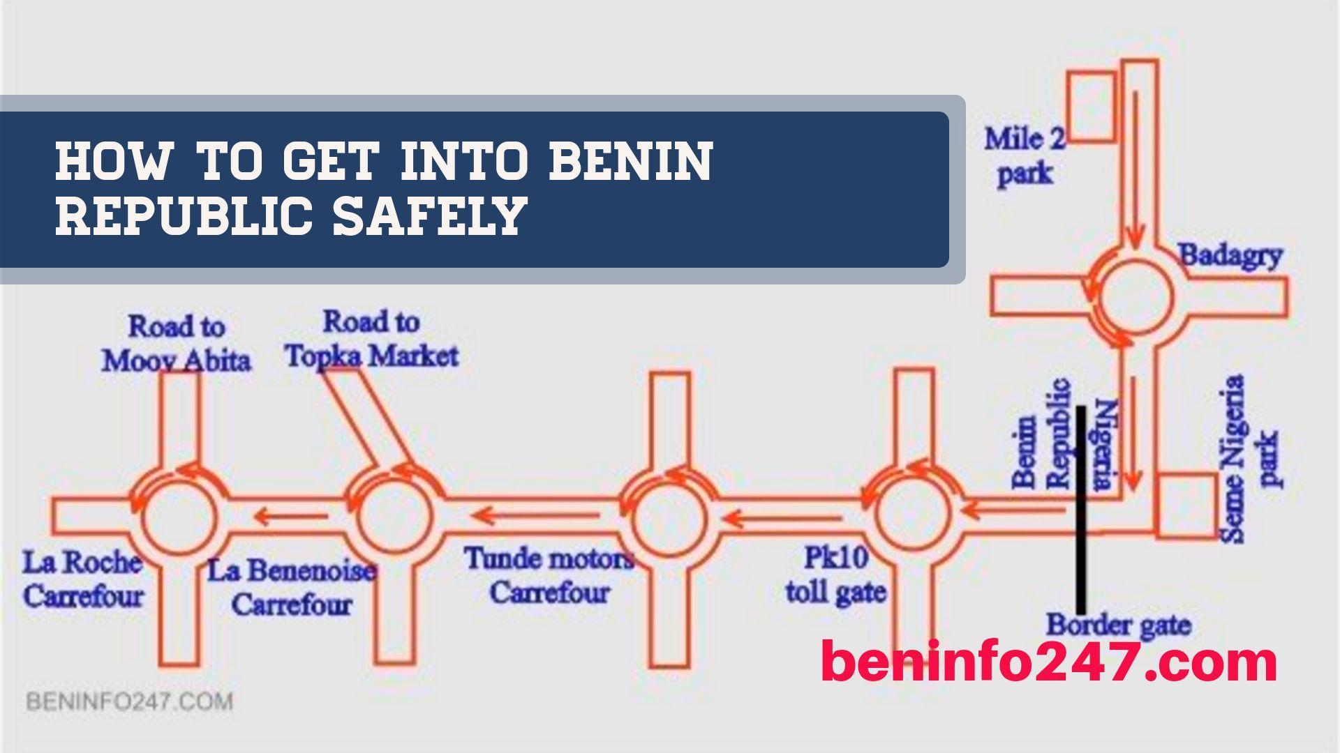 Road Map to Benin Republic