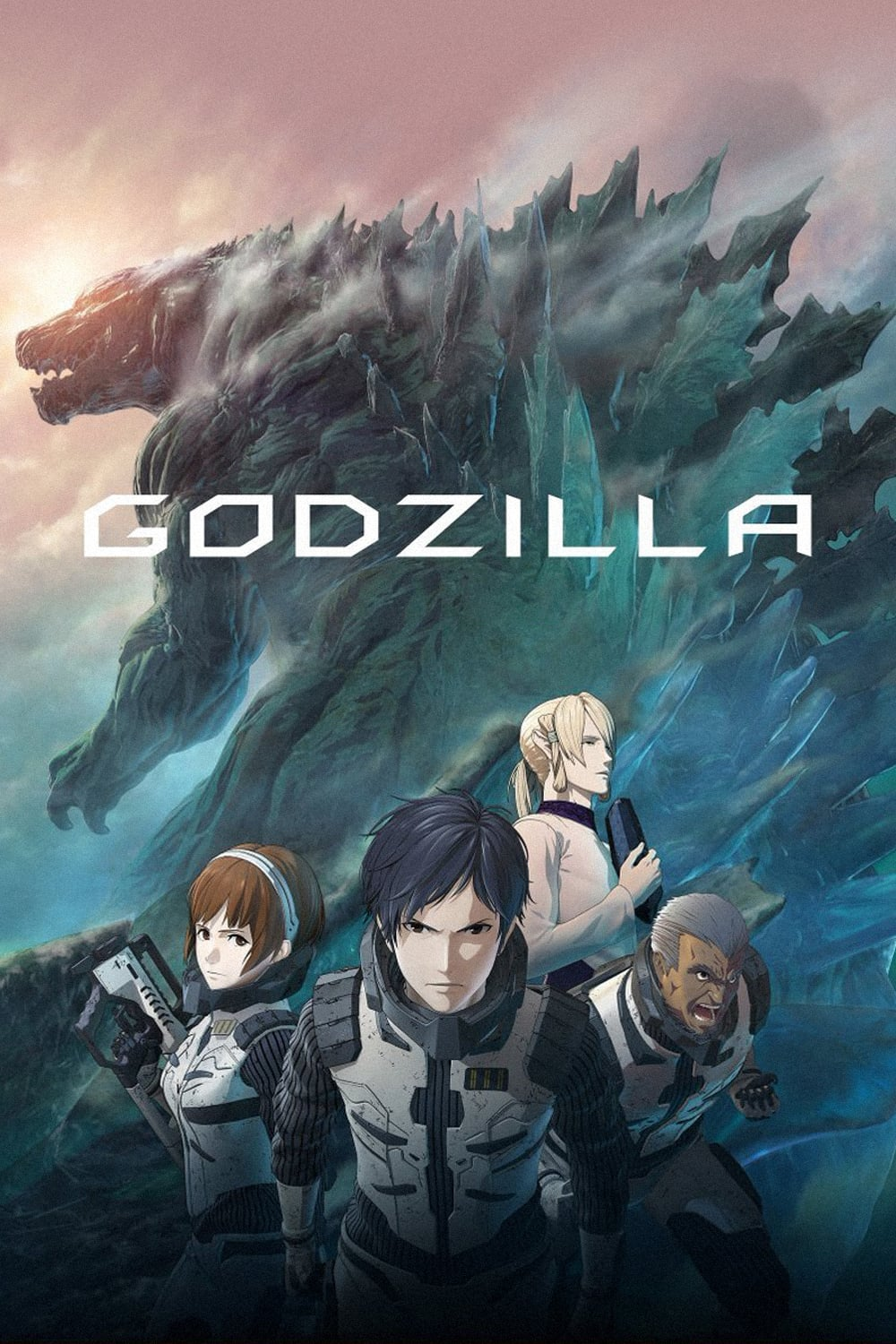 Godzilla Monster Planet 2