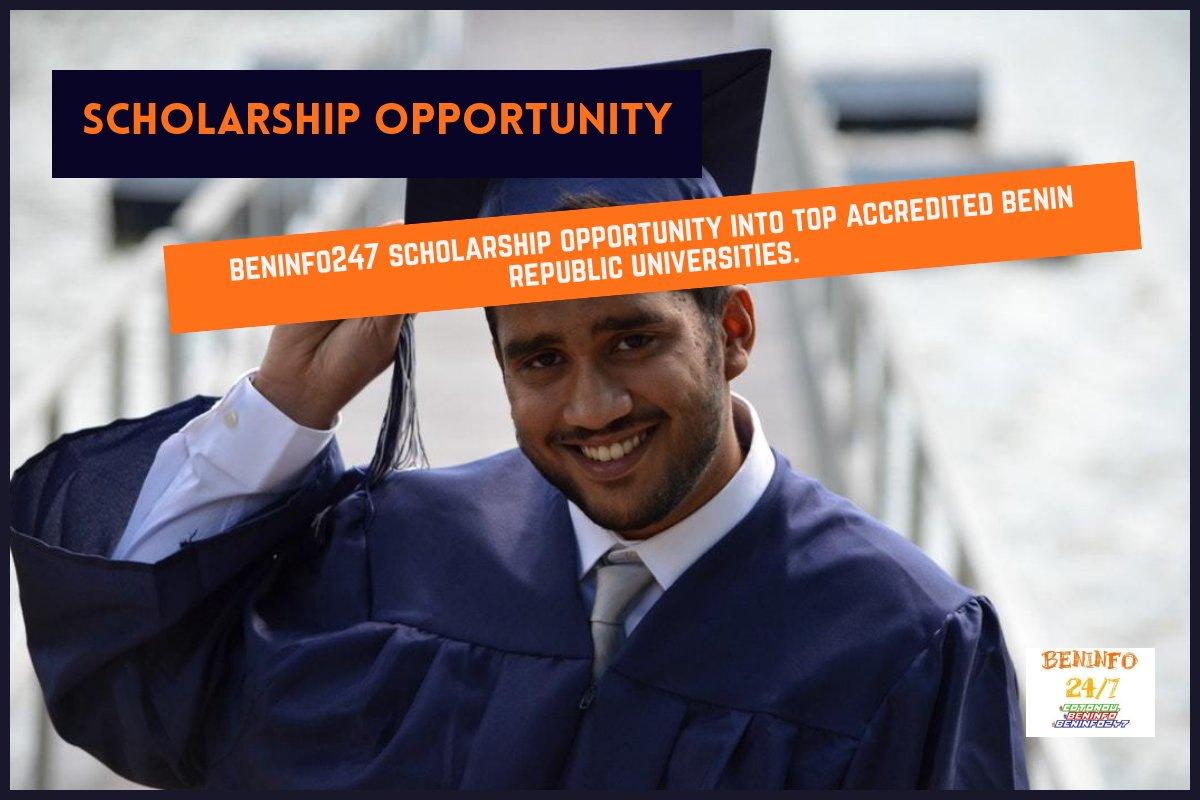 Scholarship In Benin Republic Universities