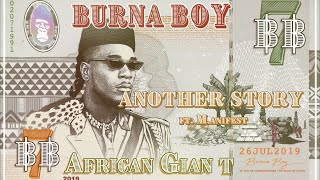 Burna Boy   Another Story feat  M anifest ( Official video lyrics)