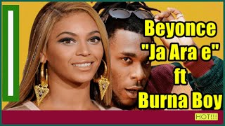 Beyonce & Burna boy