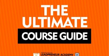 The Ultimate Course Guide