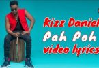 Image of Kiss Daniel - Pah Poh