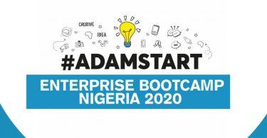 AdamStart Enterprise Bootcamp Nigeria 2020