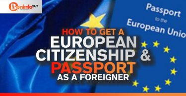 European citizenship and passport