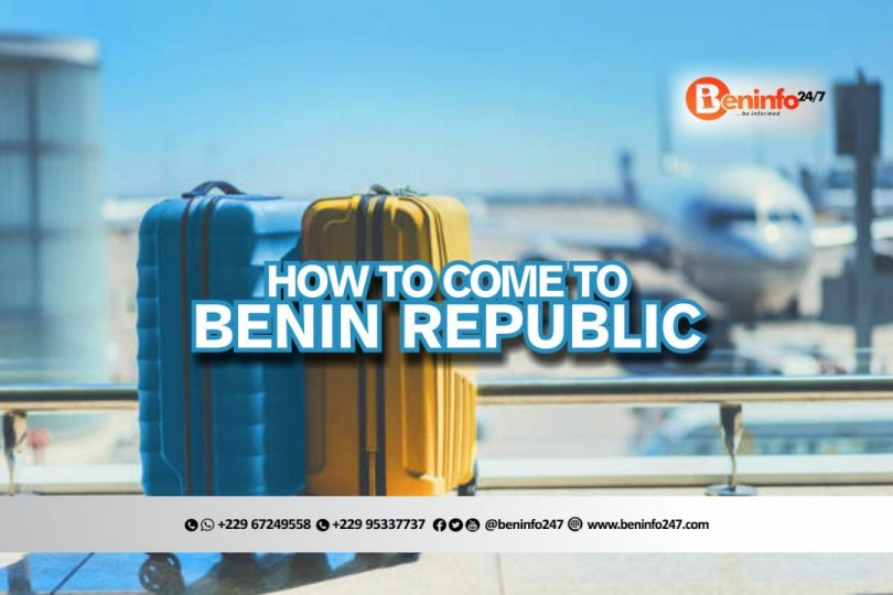 How to come to Benin Republic with border closure